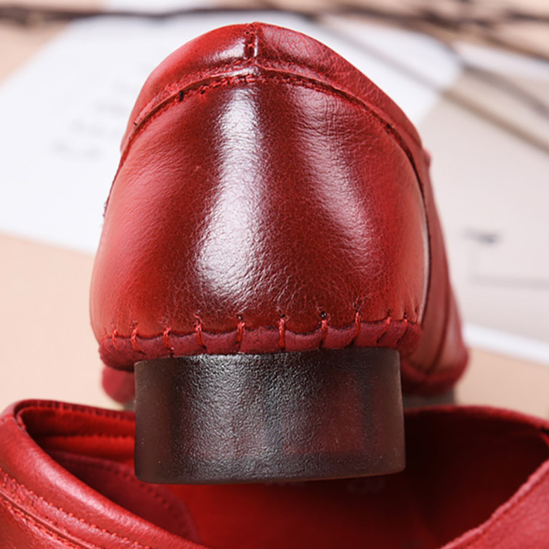 plana-sapatos casuais Confortáveis mulheres