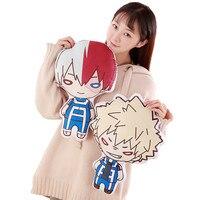 Japanese Anime plush doll pillow Peach Skin My Hero Academy Midoriya Izuku plush toy boy girl kidz game gifts free shipping
