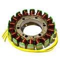 Moto peças do gerador estator bobina miniatura para HONDA Steed 400