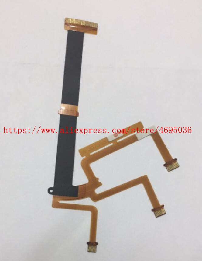 2PCS/ NEW Lens Anti-Shake Flex Cable For SONY E 18-200MM F3.5-6.3 OSS 18-200 Mm Repair Part