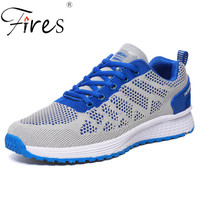 Fires Women Sport Shoes Spring Light Weight Summer Yellow Running Shoes Outdoor Trend Training Sneakers Zapatillas