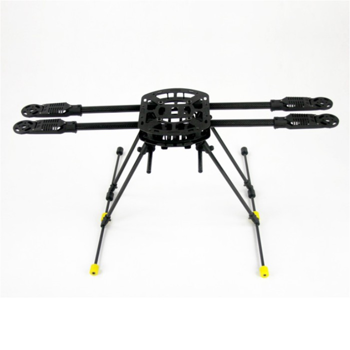 Hobbylord Bumblebee Carbon Fiber Folding Frame Quadcopter 550mm Shaft Distance X550 transformers маска bumblebee c1331