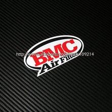 Autocollant pour filtre à Air BMC, pour casque, moto, autocollant automobile, étanche 20