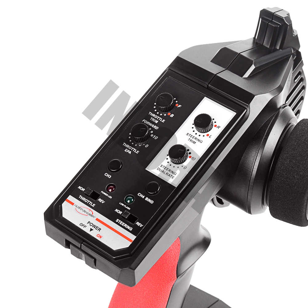 AX6S 4CH 2,4 ГГц RC автомобиль Управление; Цифровое Радио пульт дистанционного управления Управление передатчик с приемником для RC автомобиль гусеничные SCX10 TRX4 RC лодка