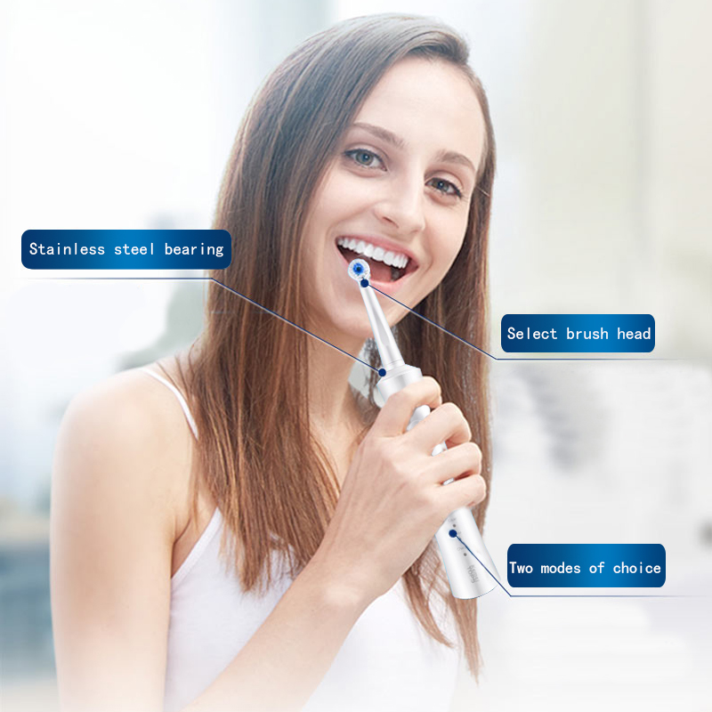 Original Rotating Electric Toothbrush Sonic Rechargeable Oral Hygiene Dental Care Oral B Type