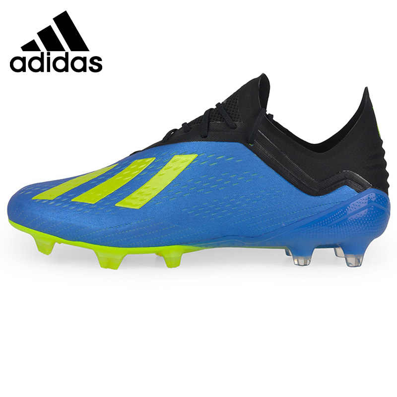 Original New Arrival 2018 Adidas X 18.1 FG Men s Soccer Shoes Sneakers 7b8cbf406