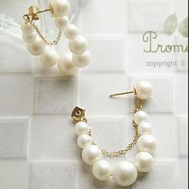 European And American Fashion Creative Imitation Pearl Earrings String Of Retail And Wholesale