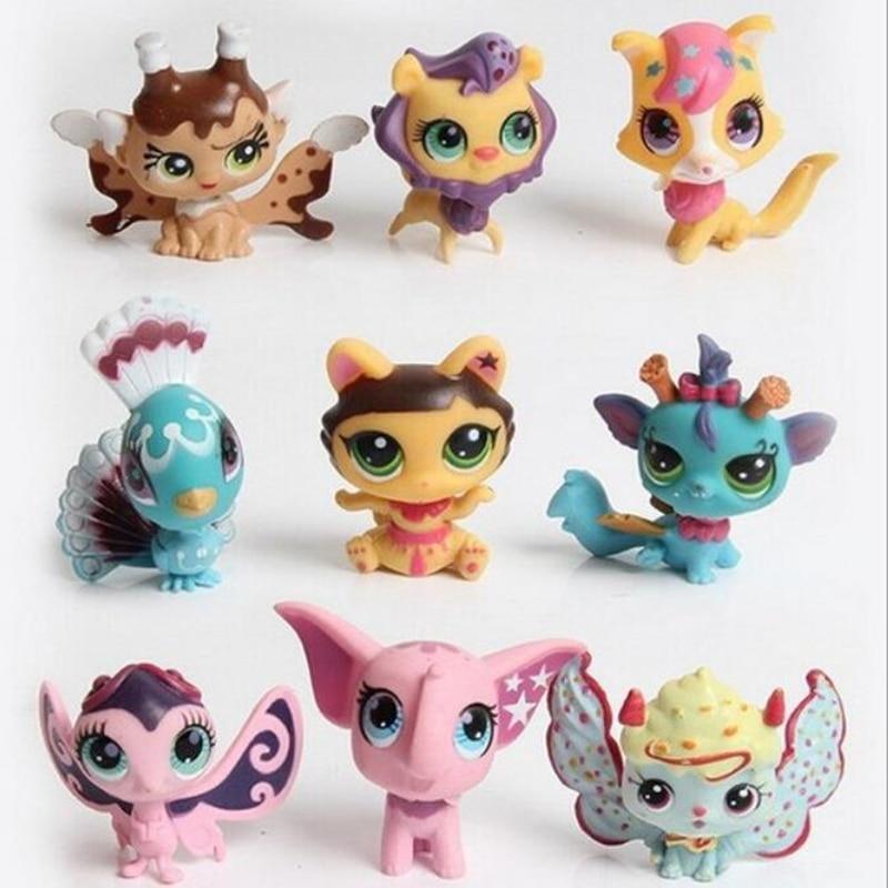 15 Unids / bolsa Al azar LPS modelo lps Juguete bolsa Littlest Pet - Muñecas y accesorios - foto 2