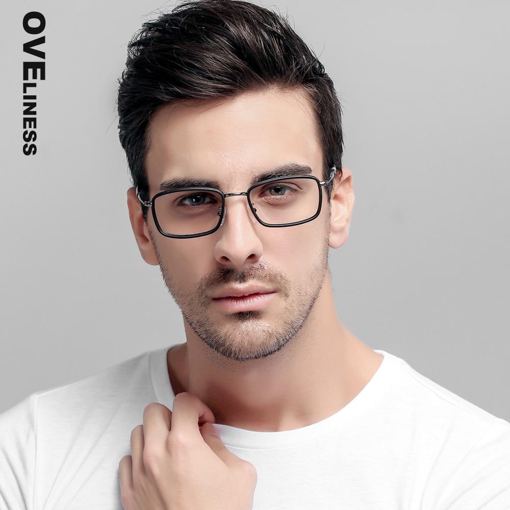 gözlük çərçivələri kişilər üçün Optical Transparent Clear - Geyim aksesuarları - Fotoqrafiya 2