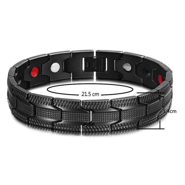 Купить браслет магнитотерапевтический welmag для мужчин голограмма