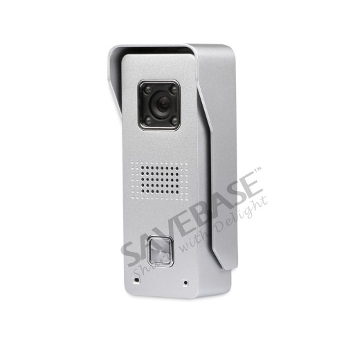 Homsecur 2v2 7inch Video Door Entry Phone Call System With Video