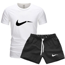 Summer Men's Sets T Shirts & Shorts