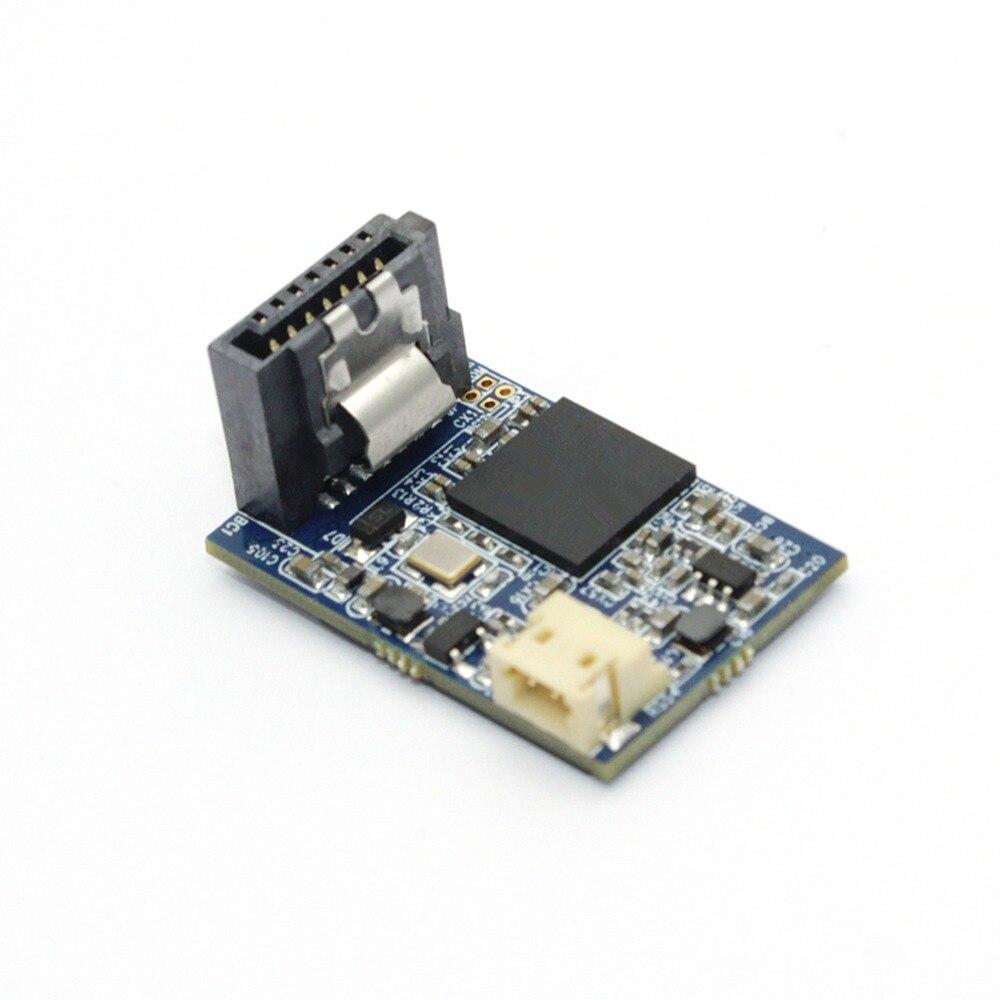 Zheino NEW SATA DOM SSD 8GB 16GB 32GB 64GB 128GB with 270 degrees MLC for Industrial