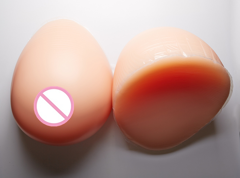 6000g/pair Huge Breast Form Artificial Breast Boobs Silicone Breast Prosthesis Breast Forms Crossdresser Silicone Chest