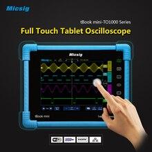 Digital Oscilloscope 100 MHz 4 Channel Portable Electronic Diagnostic-tool automotive Digital car-detector kit DIY usb PC Scope