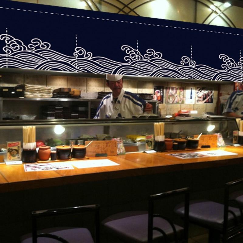 Aliexpress buy new japanese hanging flag sushi