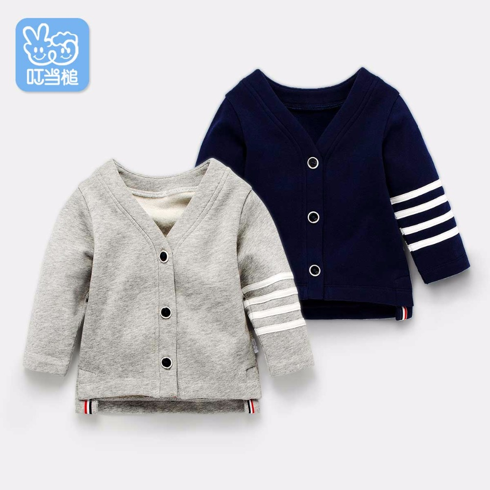 ec20538509c Best buy Jingle Mallet baby spring autumn children knitting cardigan Boys  girls Knitted Sweater Outerware online cheap