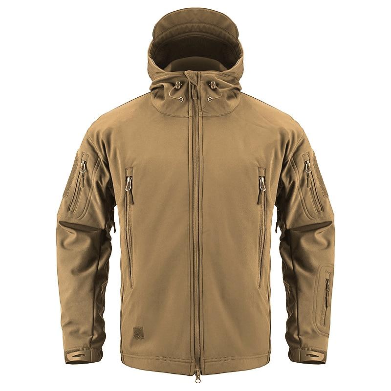 HTB1D6SXvpooBKNjSZPhq6A2CXXaJ - ReFire Gear Navy Blue Soft Shell Military Jacket Men Waterproof Army Tactical Jacket Coat Winter Warm Fleece Hooded Windbreaker