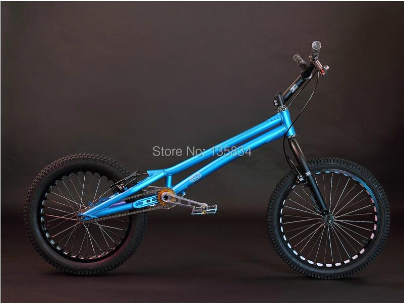 20 Quot Gu2013 Diy Echo New Trial Bike Zhi Mark Neon Bicicleta