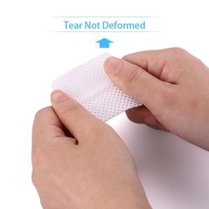 Image 5 - Lót Không Tẩy Sơn Bông Lau Gel UV Đầu Tẩy Bụi Giấy Lót Móng Tay Ba Lan Nghệ Thuật Vệ Sinh Dụng Cụ Làm Móng dụng Cụ