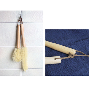Image 5 - Copo de madeira caneca escova de limpeza lidar com pratos garrafa pan pot escovas de lavagem multifuncional cozinha limpeza acessórios ferramentas
