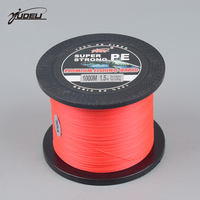 yudeli winter Lake Sea Fishing 1000m 4 Braided Fishing Line fish 10 40 50 65 80LB PE Multifilament everything for Fishing Line
