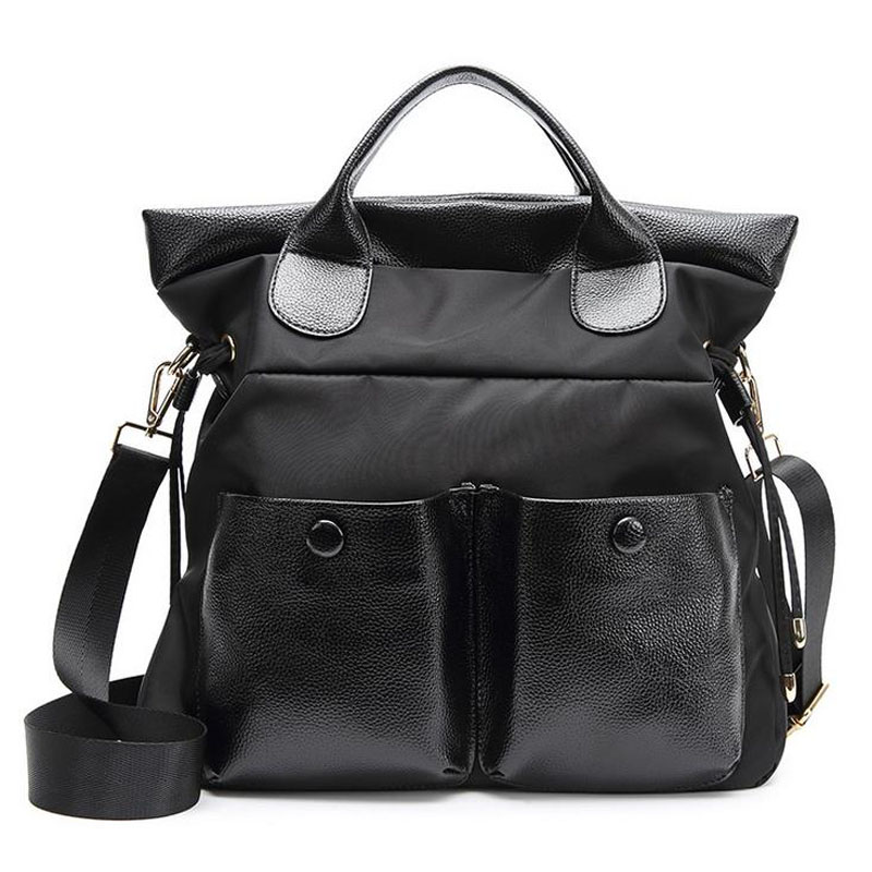 цены на 2017 Fashion Women PU Leather Handbags  Shoulder Crossbody Bags Messenger Bags Ladies Designer Tote Bag в интернет-магазинах