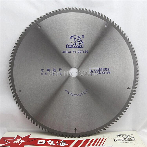 Diameter 400*120T 16 circular saw blades for wood cutting plywood board for wood circular saw machines 10 254mm diameter 80 teeth tools for woodworking cutting circular saw blade cutting wood solid bar rod free shipping