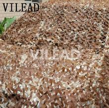 Купить с кэшбэком Loogu 5M x 5M (16.5FT x 16.5FT) Desert Digital Camo Netting Military Army Camouflage Net Shelter for Hunting Camping Car Covers