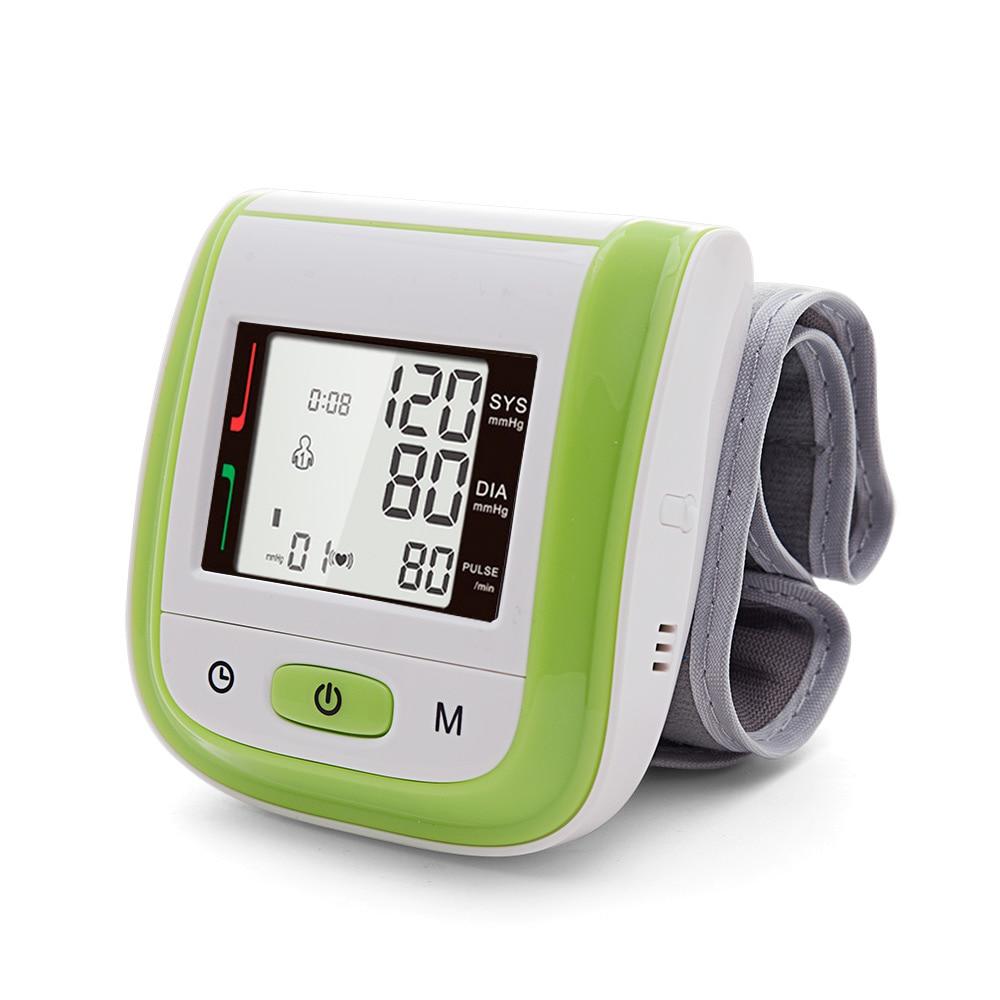 lcd pulso monitor de pressão arterial &