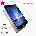 Ultra thin 0.33mm 2.5D 9HTempered Glass Screen protector For xiaomi mipad 2 Prime Mi Pad 2 7.9 inch Protective Film screen guard