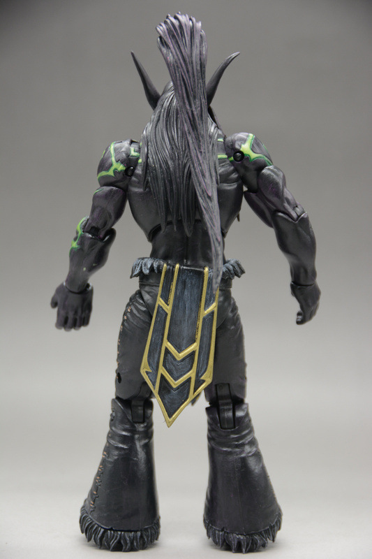 Game Heroes Of The Storm The Betrayer Illidan Stormrage 15cm Cartoon Toy PVC Figure Model Gift Free Shipping GS006 3