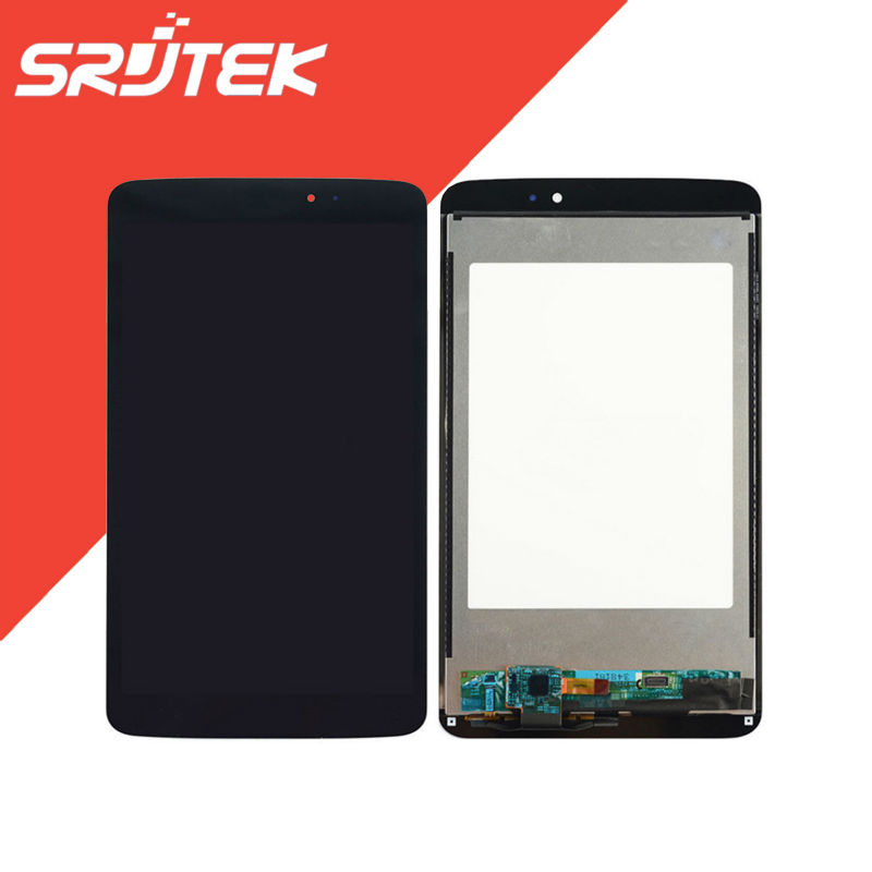NEW Original For LG G Pad 8.3 VK810 LCD Display with Touch Screen Digitizer Sensor Panel Full Assembly Black