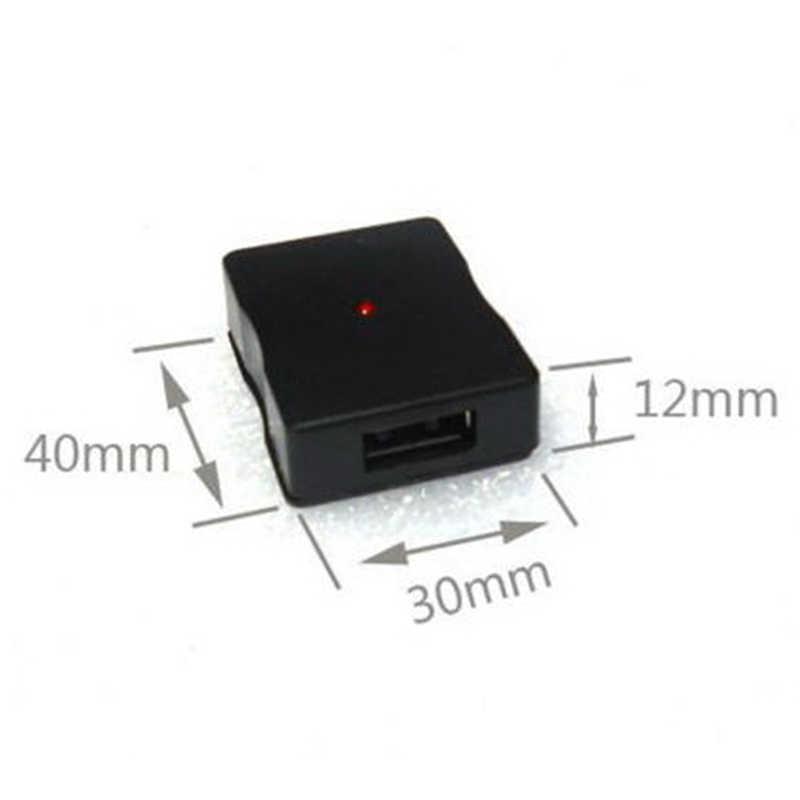 USB شاحن يعمل بالطاقة الشمسية منظم باك تحكم تيار مستمر 6 فولت-20 فولت 18 فولت إلى 5 فولت 2A لوحة طاقة شمسية منظم للطي حقيبة مع غطاء مسامير