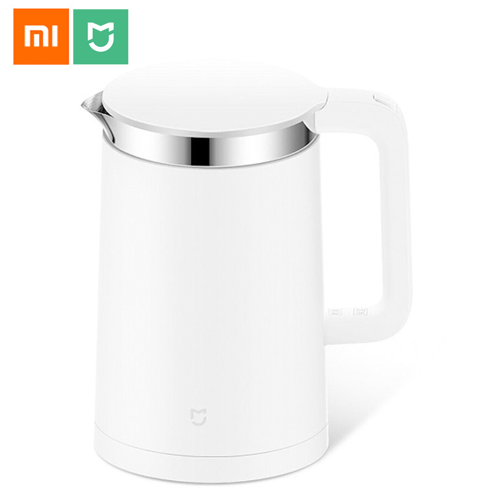 Xiaomi Mijia Electric Kettle Thermostat Constant Temperature 12 Hour 1.5L Water Boiler Tea Pot Stainless Steel Smart Mi Home APP