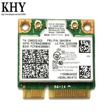 Original Dual Band 7260HMW 7260AC For ThinkPad S440 S540 E440 E540 X140E E63Z E93Z E73 M73 M73P M73Z M83Z M93 04W3814 04X6010
