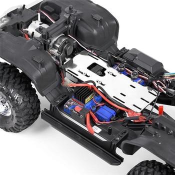 Traxxas Rc Car | Motor Pre-gear Box Front-mounted Motor Gearbox Set For TRAXXAS TRX-4 #GAX0033S GRC TRX4 G2 RC Car Crawler Parts