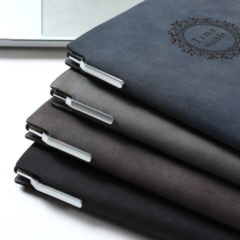 bloco de notas myline college office papelaria simples