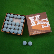 50pcs Table Cue  Billiard Tips Laminated  Cow Leather Glue-on Pool Snooker  9mm 10mm 11mm 12mm 13mm