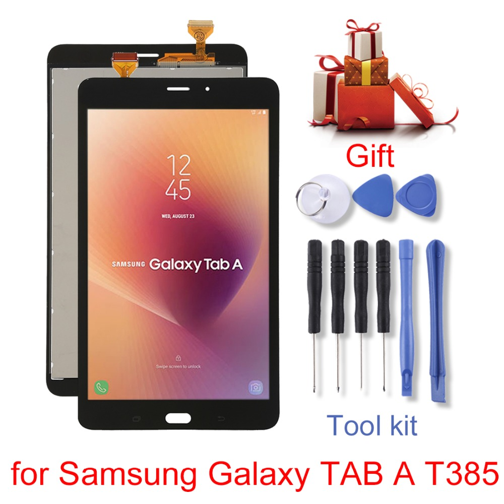 For Samsung Galaxy TAB A T385 LCD Screen and Digitizer Full Assembly for Samsung Galaxy TAB A T385/ Tab S3 T820 / T825