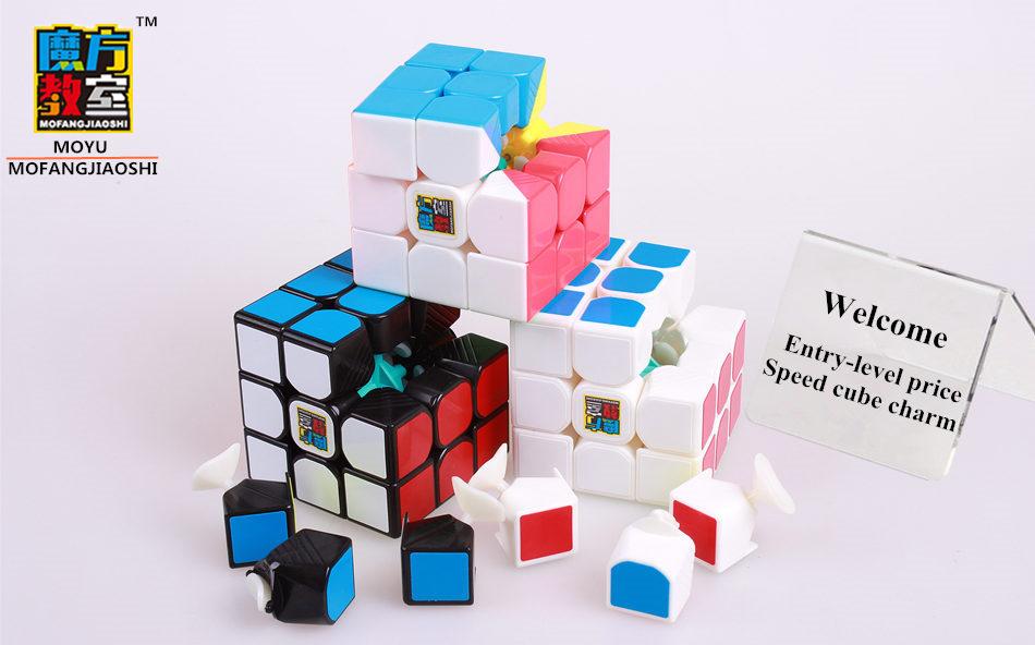 moyu rubik cube  1