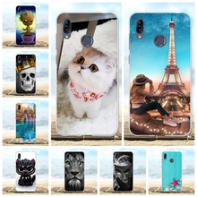 For Asus Zenfone Max M2 ZB633KL Case Soft TPU For Asus Zenfone Max M2 ZB633KL Cover Animal Pattern For Asus Max M2 ZB633KL Coque смартфон asus zenfone max m2 zb633kl 4d009ru blue 6 3 hd 19 9 notch sd632 4gb 64gb and 8 1 13mp 2 8mp 4000mah