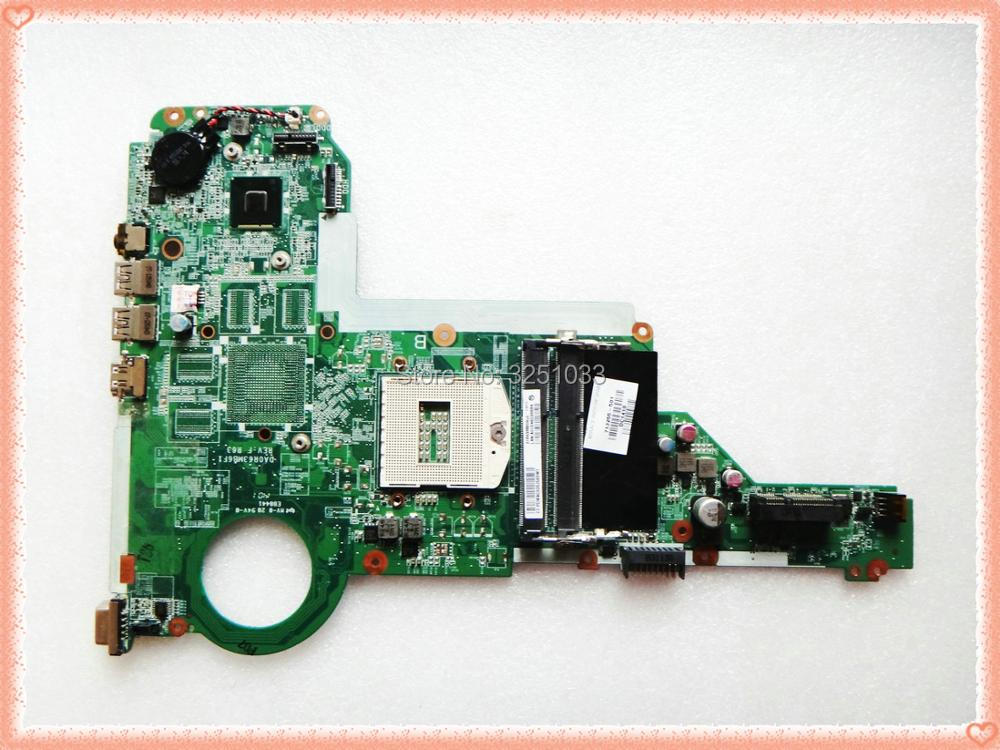 713255-501 713255-001 for HP PAVILION 17-E NOTEBOOK for HP 17-E 15-E laptop motherboard DA0R63MB6F1 fully tested