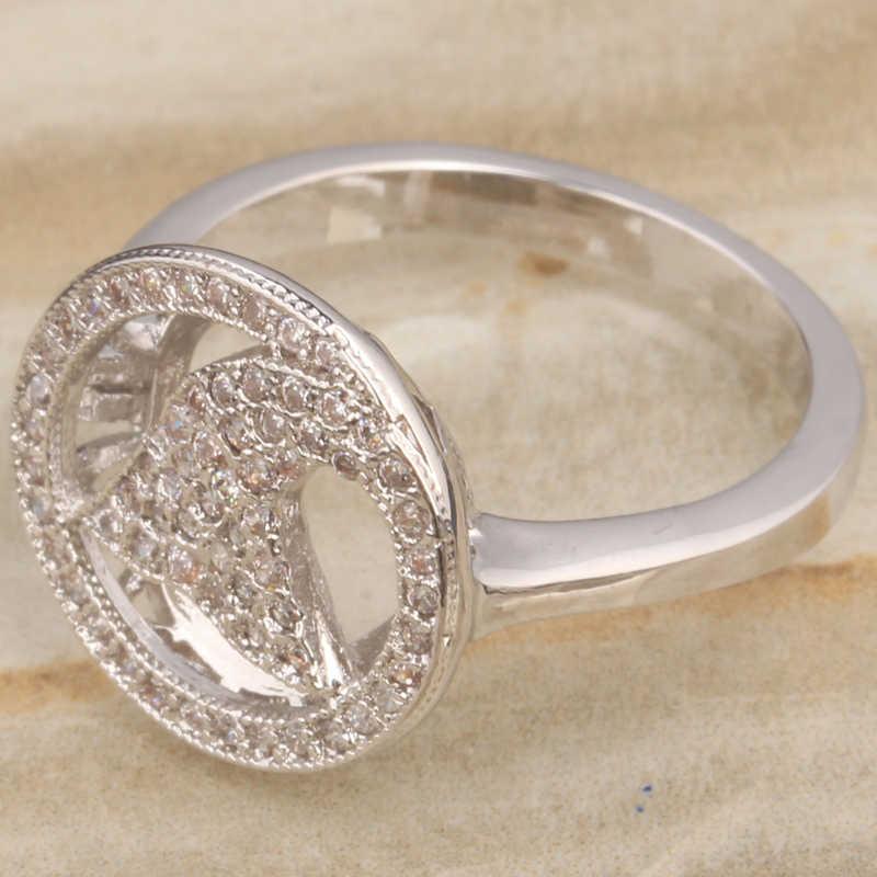 Halus Rectangle Red Garnet 925 Sterling Silver Overlay wanita Fashion Perhiasan Kualitas tinggi Untuk Wanita Penjualan Ukuran 6 7 8 9 S0138