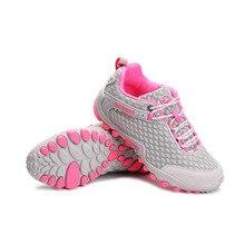 Women Rubber Shoes Mesh Sports Sneaker Breathable Fabric Mesh Air Shoes Women Walking Shoes For Men Sport Walk Shoes Female
