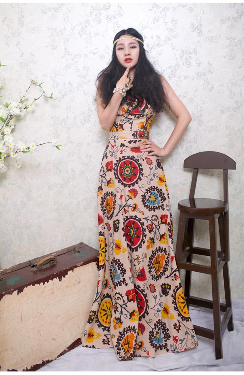Boho Chic Long Dresses