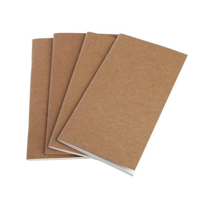 online shop kraft paper notebook account book dot journal diary memo