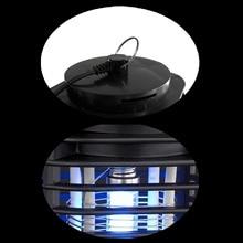 Electronic Mosquito usb Killer Lamp Pest Insect Bug Zapper Fly Pest Control Repellent Light LED Pest Traps Light EU Plug