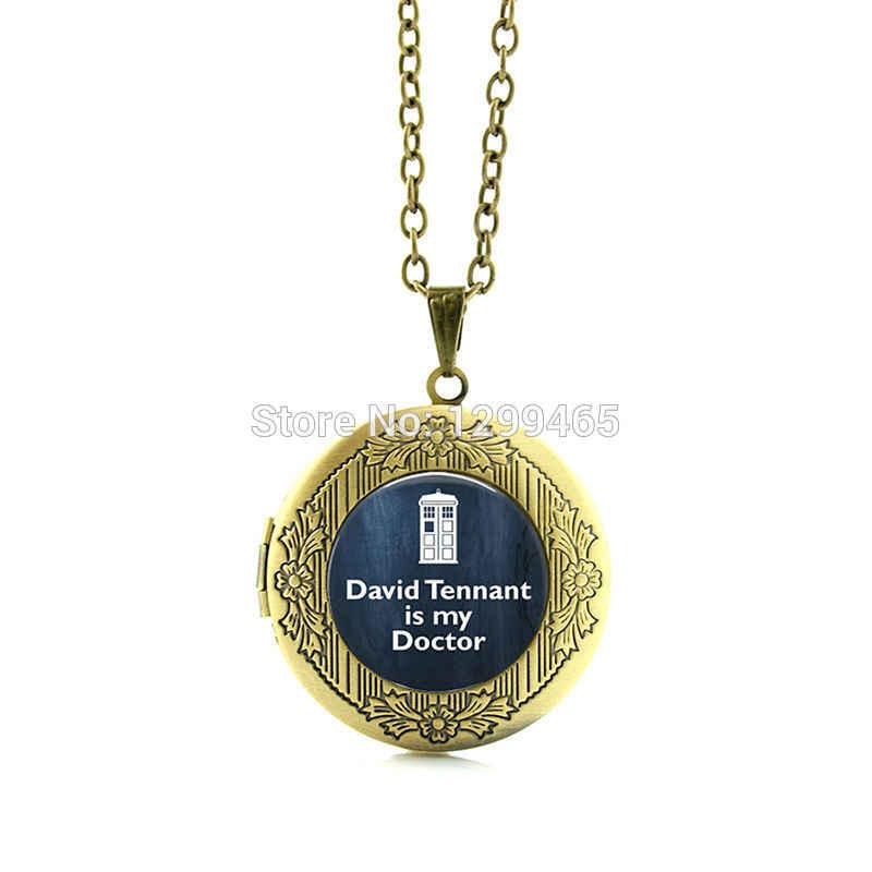 Classic Collection Doctor Who Colar, Colar acessórios personalidade lazer essencial série sobrenatural sua escolha acabamento N 1043