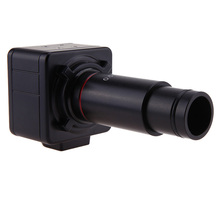 Wholesale prices 5MP Microscope Electronic USB Video CMOS Industrial Eyepiece Camera USB2.0 color 5,000,000 free drive digital cameras